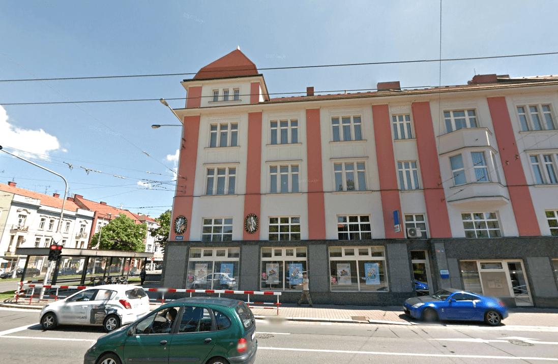 kanceláře Ostrava